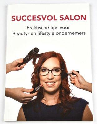 Boek: Succesvol Salon by Vicky Vermeiren