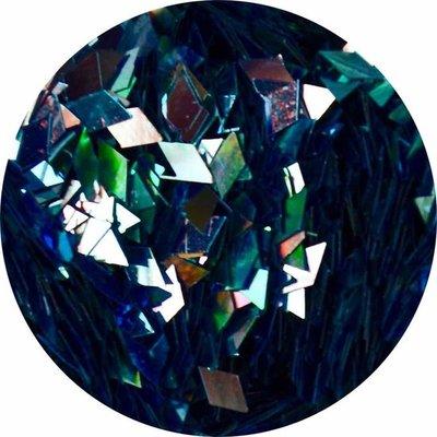 Diamond Shape Blauw (groot)