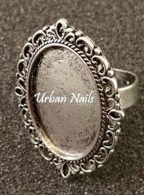 Zilveren Barokring