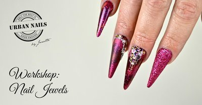 Anleitungsvideo Nail Jewels