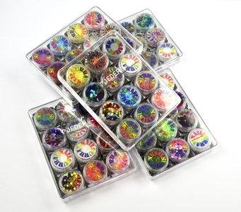 Random Glitters 12 Stück