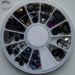 Rhinestone wheel 5