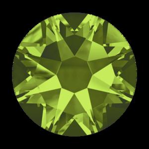 Swarovski Olivine SS09