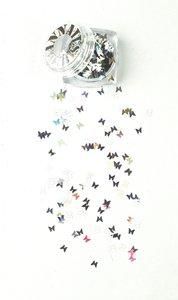 Butterfly Glitter BF02