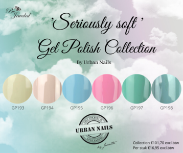 Seriously Soft Gelpolish Collection