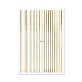 Moyra Nail Art Strips 01 Gold
